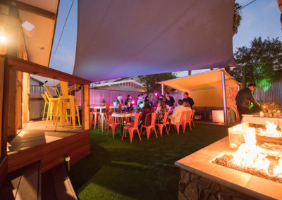 The Glampisphere San Diego Event Space
